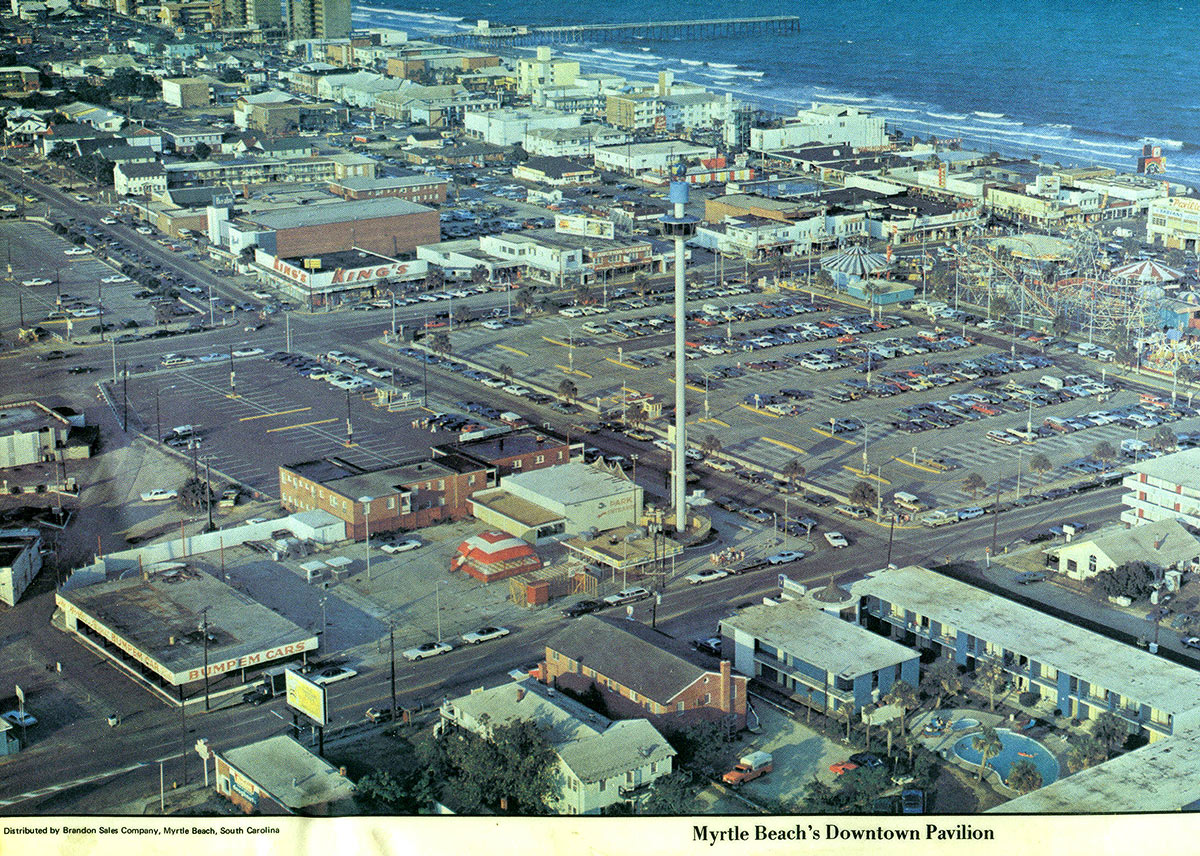 Myrtle Beach Downtown Pavilion